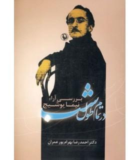 کتاب در تمام طول شب بررسی آراء نیما یوشیج