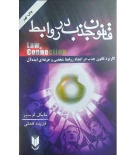 کتاب قانون جذب در روابط کاربرد قانون جذب در ایجاد روابط شخصی و حرفه ای ایده آل