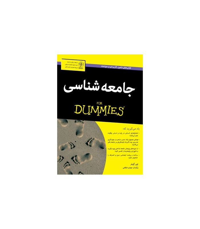 کتاب جامعه شناسی for dummies