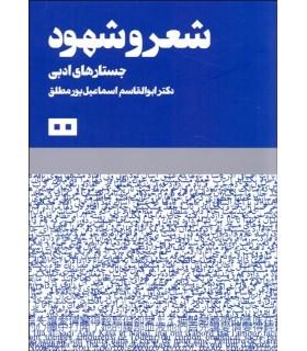 کتاب شعر و شهود جستارهایی ادبی