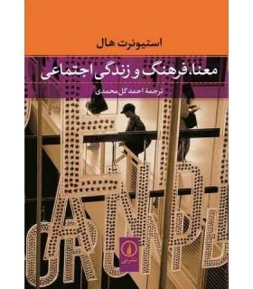 کتاب معنا فرهنگ و زندگی اجتماعی