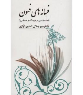کتاب فسانه های فسون جستارهایی در فرهنگ و ادب ایران