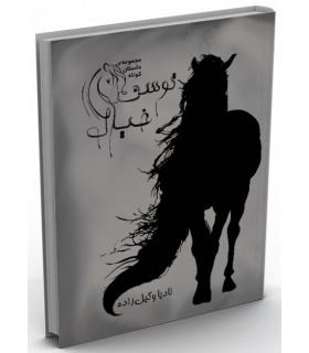کتاب توسن خیال مجموعه داستان کوتاه